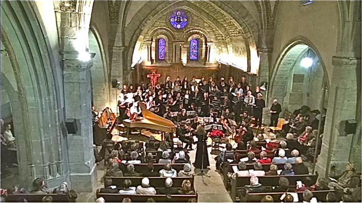 Chantée de Noël 2014
